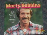 Marty Robbins Sings South Of The Border