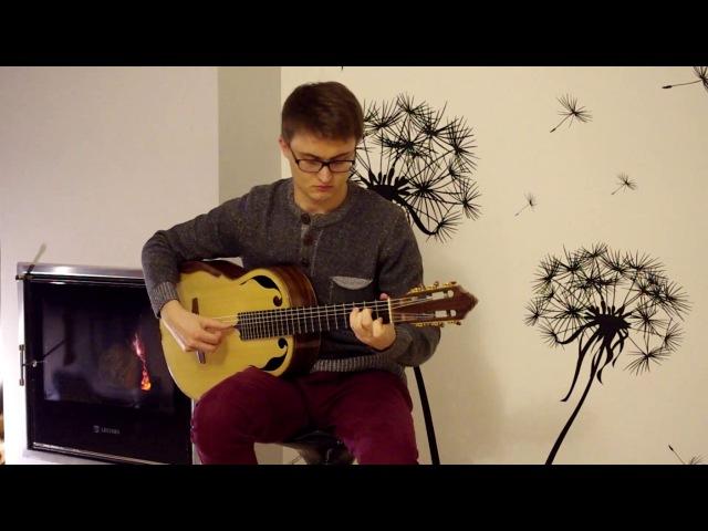 Lukasz Kapuscinski Ode to the Fallen by Adrian von Ziegler Celtic Guitar Music