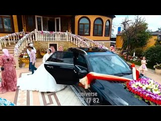 Шикарная чеченская свадьба. 2017