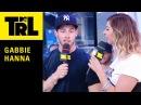Nick Jonas Answers Rapid Fire Questions w/ Gabbie Hanna | Weekdays at 3:30pm | TRL