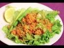 Салат из Булгура Кысыр Kisir Турецкая кухня