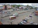 Пошел на обгон и сбил пешехода. ДТП Бийск 8.05.17
