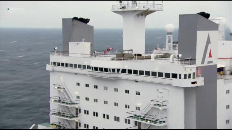Могучие корабли. 3 серия из 6 (2010)