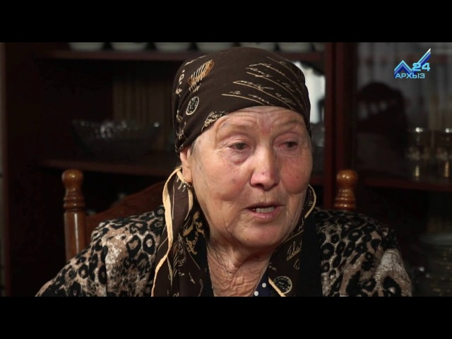 Ремесла - Мастерица по изготовлению шерстяных одеял Фатима Анапиева (21.04.2017)