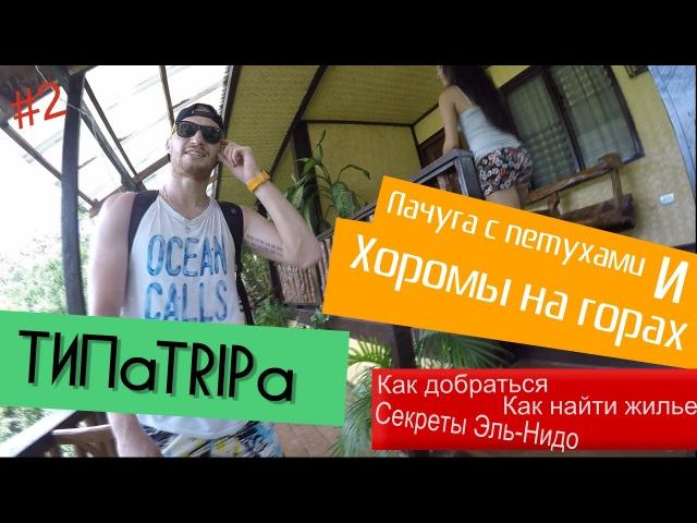 ТИПаTRIPa 2 Секреты Эль Нидо Как добраться как найти жилье в Эль Нидо