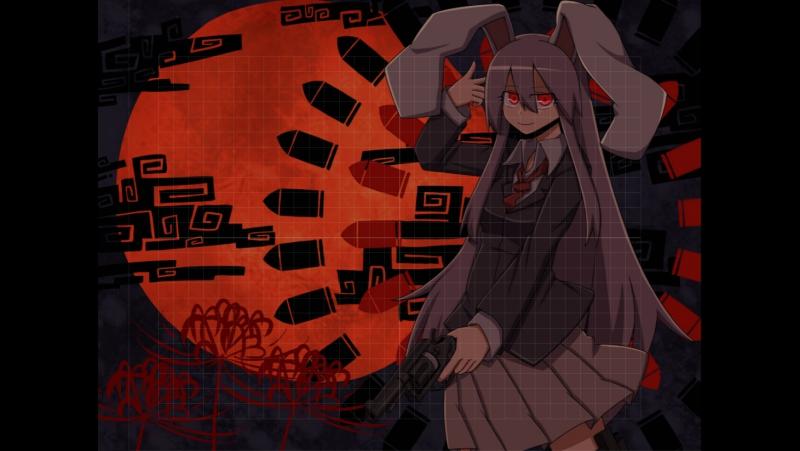 Osu! v2.2.2(HD) UNDEAD CORPORATION - Yoru Naku Usagi wa Tume o Miru[CRN's Extra]