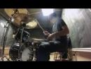 AlexeykuznetsovЭкспериментатор drums drumlife drummer practice vicfirth vf15 talentedmusicians