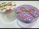 DIY 98 Gift Box From RECYCLED Plastic Bottle ♥