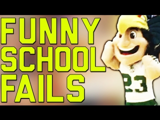 """Funny school fails compilation    """"school's out"""" by failarmy 2016"""