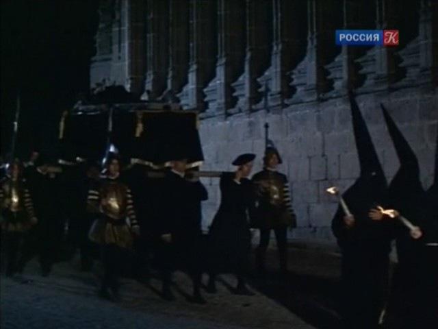 Эль Греко США 1965 костюмно исторический советский дубляж