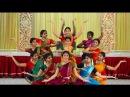 Sridevi Nrithyalaya Bharatanatyam Dance SDN's BRAHMASMI TRAILER