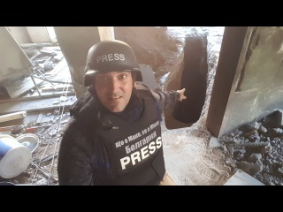 """Туннели в Иракском городе Башика  на Русском Языке  """"TONNELI BASHIKA"""""""