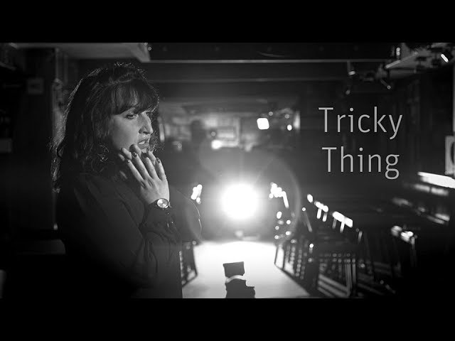 Jessy Martens and Band - Tricky Thing (Official Lyric Video)