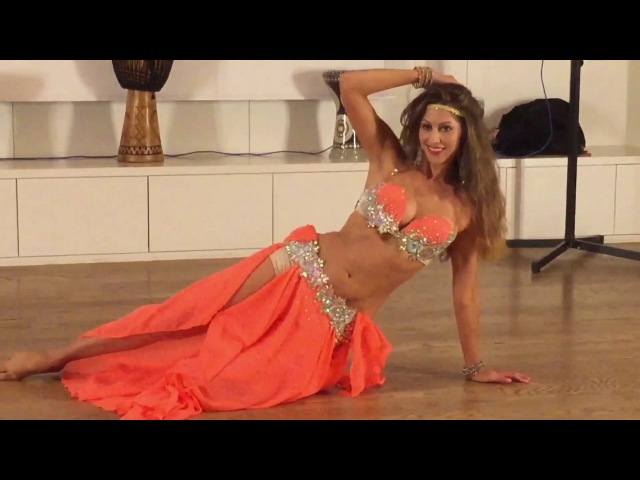 Sadie Marquardt @ Sadie's Swiss Alps Bellydance Retreat 2017