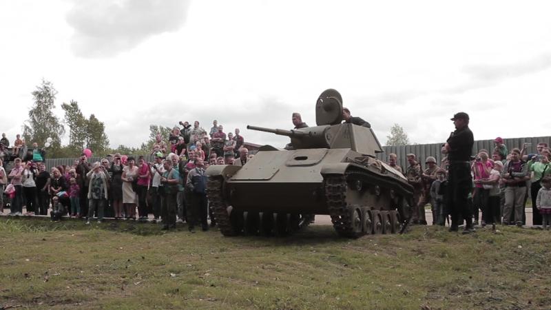 Репортаж с 75-юбилея БТРЗ