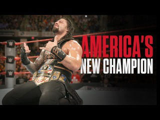 #My1 Roman Reigns wins the U.S. Championship - What you need to know...