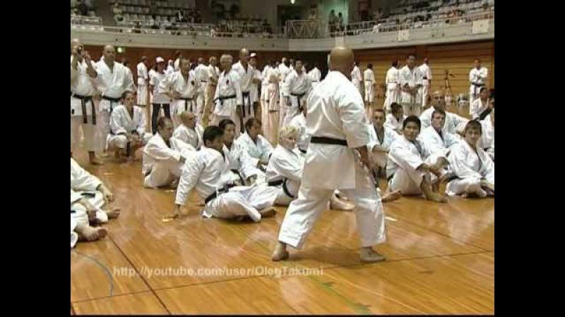 Tsuguo Sakumoto Ryuei ryu karate