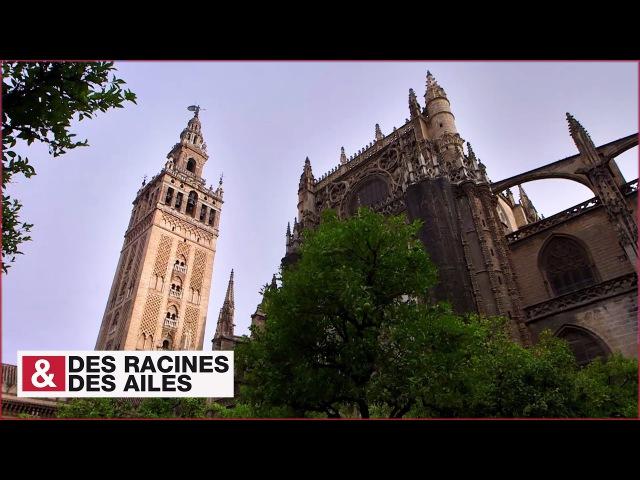 Giralda à Séville clocher ou minaret