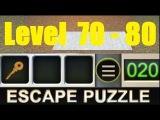 100 Doors ONE  GAMEBORN Inc - Level 70 - 80 - 100 Дверей Паззл