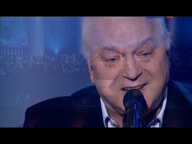 Romantika romansa Novogodny gala koncert 2014 Сергей Никитин Снег идет