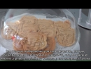 New Bedford Stuyvesant bakery CakeBoi honors hip hop legends with Biggie Smalls Tupac Eazy E cookies Russian Subtitles