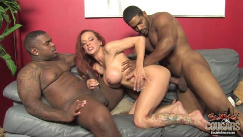 Blacks On Cougars Shannon Kelly Anal, Big Tits, Black, Blowjob, Cumshot, DP, Facial, Interracial, MILF,