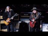 Bring It On Home Warren Haynes, Bruce Willis &amp Marcus King Beacon Theater NYC 392017
