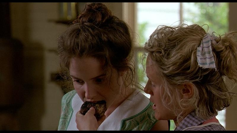Мэри Стюарт Мастерсон и Мэри-Луиз Паркер. Фрагмент фильма «Жареные зеленые помидоры» (Fried Green Tomatoes, 1991)