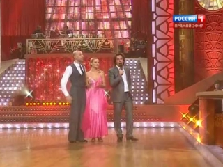 Глюк'oZa в программе Танцы со звёздами ()