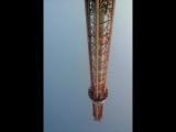 Сочи парк. Жар птица. Высота 60  с лишним метров. Смотрите вверх ногами