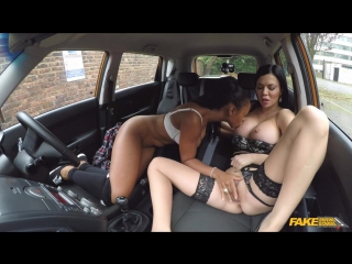 Fake Driving School Jasmine Jae And Lola Marie New Porn 2017