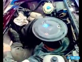 Мощный двигатель 1000 л.с.