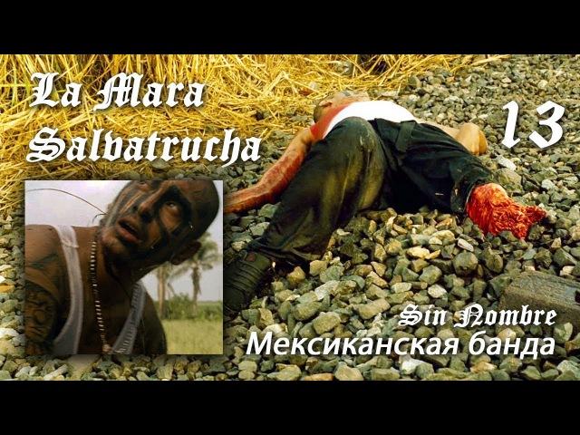 Мексиканская банда - La Mara Salvatrucha 13
