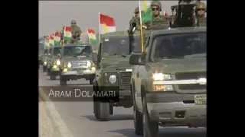 Kurdish Peshmerga go to Kirkuk