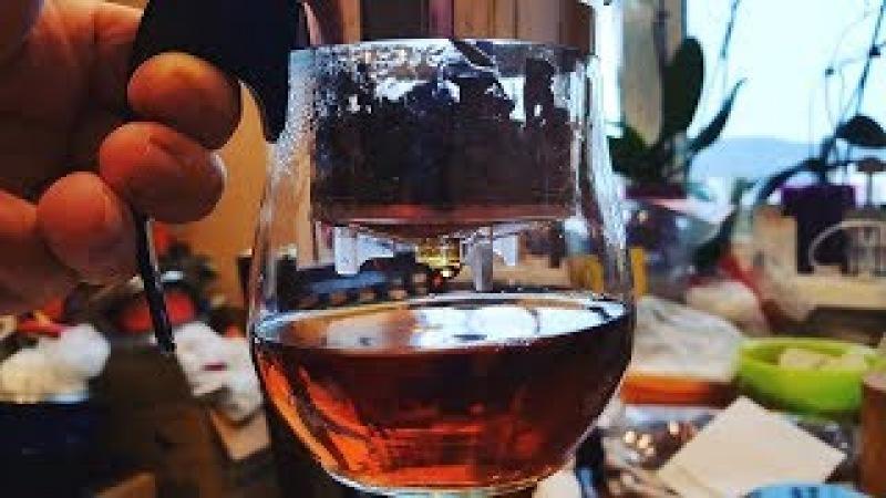 Чайный выпуск - несколько видов пуэра и стеклянный заварник типот от Мойлора (Moylor Puerh)