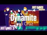Just Dance Unlimited  Dynamite - Taio Cruz  Just Dance 3 60FPS