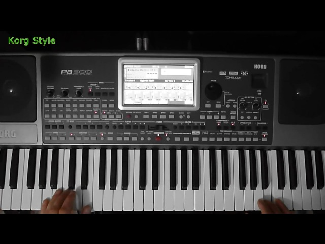 KorgStyle Enigma -Sadeness Remix (Korg Pa 900) DemoVersion