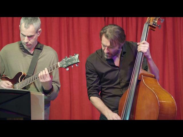 Kristjan Randalu Trio Ben Monder Sisu live at Philly Joe's