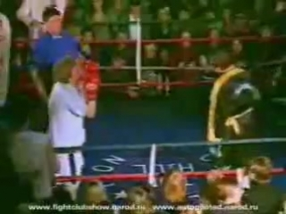 Бойцовский Клуб. Горшок против Жеребкина