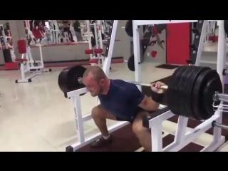 Аркадий Шалоха - присед 220 кг на 15