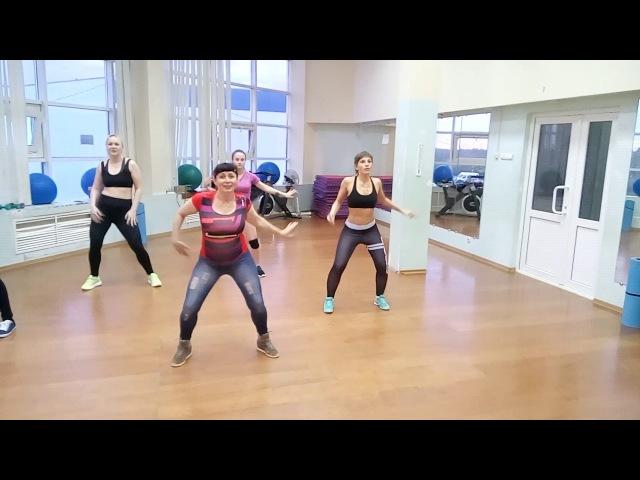 23 мая 2017 г. Dancehall. Фитнес - группа Движение в г.Клин. Хорео. Ольги Афтайкиной. 55 лет