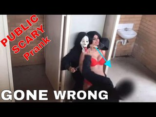 Public prank  gone wrong compilation     Jalals Prank Gone Wrong    Scary prank gone wrong