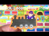 Railway Vehicles Learning Names and Sounds of Trains Fun Cartoon Pictures for Kids Transports Video