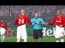 Monaco vs Porto - UEFA Champions League 2017 - Gameplay PES
