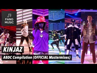 KINJAZ - ABDC Season 8 Compilation (No Audience)