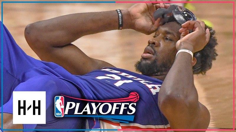 Philadelphia 76ers Full Highlights vs Miami Heat - Game 4 | April 21, 2018 | 2018 NBA Playoffs