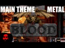 Infuscomus BLOOD MAIN THEME METAL COVER