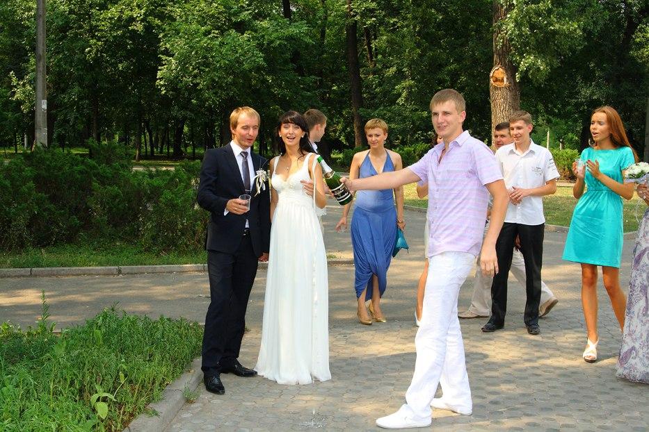 Обязанности и права гостя на свадьбе в Волгограде