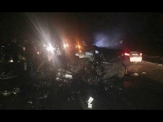 Под Саранском столкнулись две иномарки, погиб водитель «Ауди»