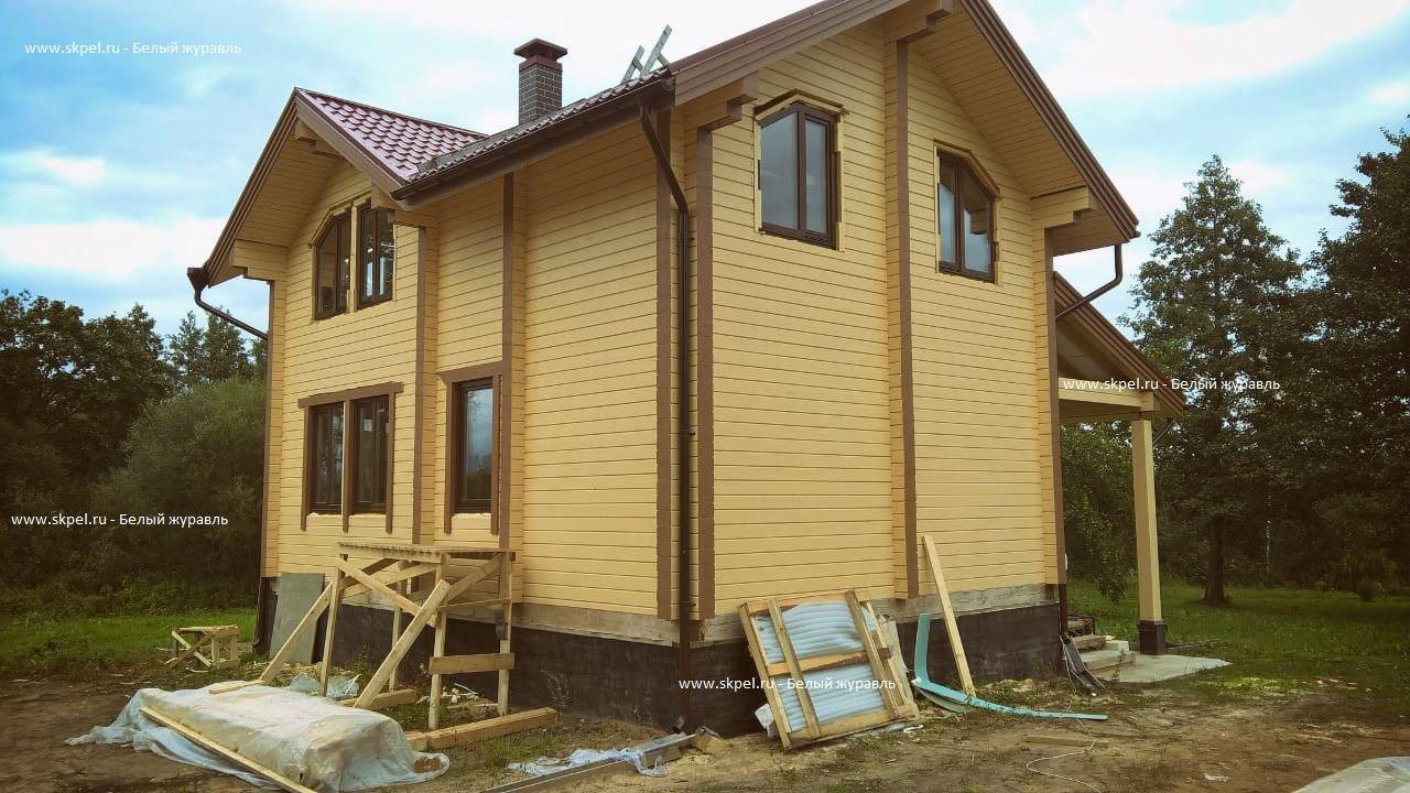 Дом в Кобыльем городище